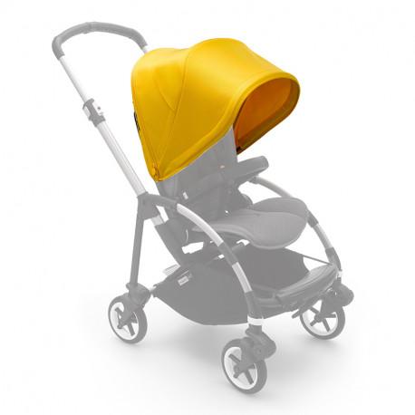Capota Bugaboo Bee 6 amarillo limon