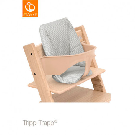 Stokke Tripp Trapp Cojín de Bebé nordic grey