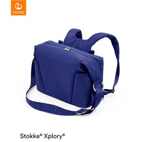 Bolso Cambiador Stokke Xplory X royal blue