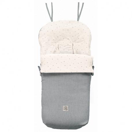 Saco de Verano para Silla Jané Nest Plus Slight u5 dim grey