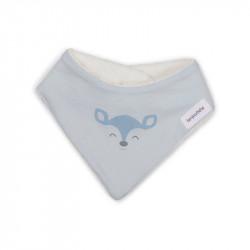 Bandana Bonjourbébé Deer azul