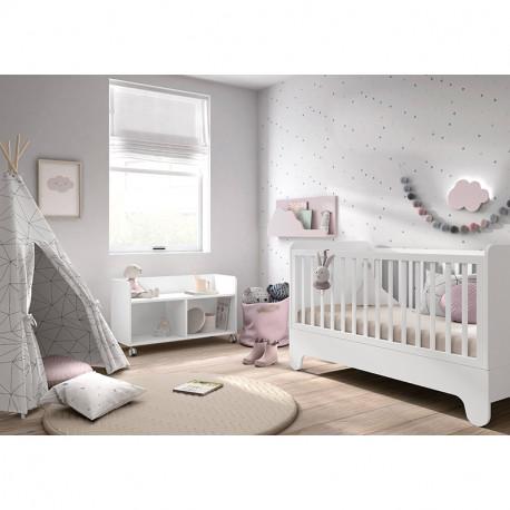 Habitación con Cuna Ros Soft 01