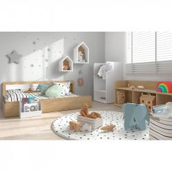 Cama Montessori Ros
