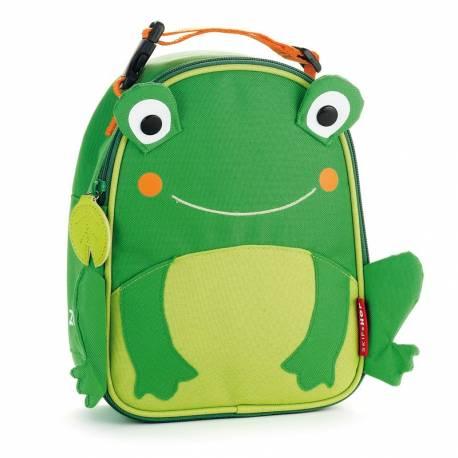 Bolsa Isotérmica Zoolunchies Frog de Skip Hop