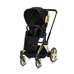 Silla de Paseo Cybex e-Priam Jeremy Scott Wings
