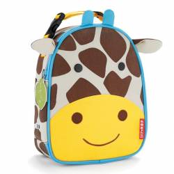 Bolsa Isotérmica Zoolunchies Girafe de Skip Hop