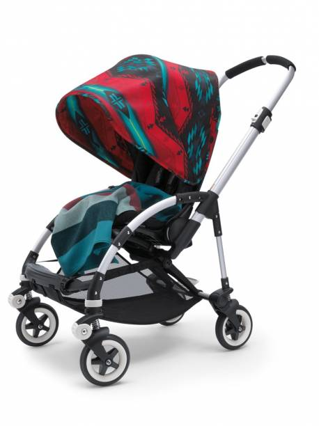 Capota+Manta Bugaboo Bee+ Pendleton Spirit of the People