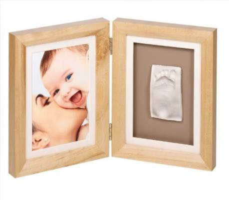 Baby Art Print Natural