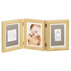 Baby Double ART PRINT Natural