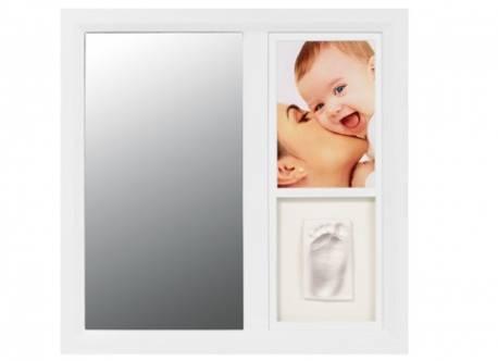 Mirror Print BLANCO