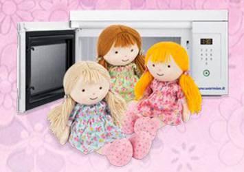Muñecas de Peluche