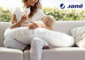 Lactancia y maternidad Jane