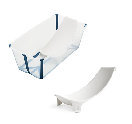 banera con soporte stokke flexi bath