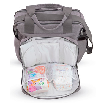 bolso cambiador dual bag inglesina