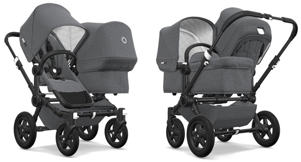 bugaboo donkey 2 classic collection duo
