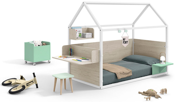 cama casita montessori 01