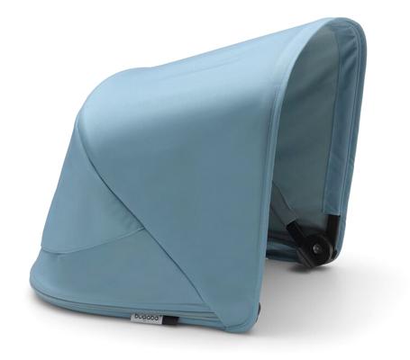 capota bugaboo fox 2 azul vapor