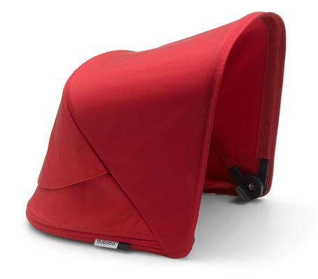 capota bugaboo fox 2 rojo