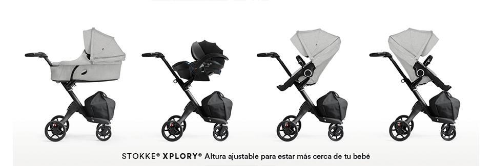 carrito bebe stokke xplory x