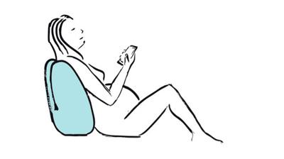 cojin embarazo uzturre