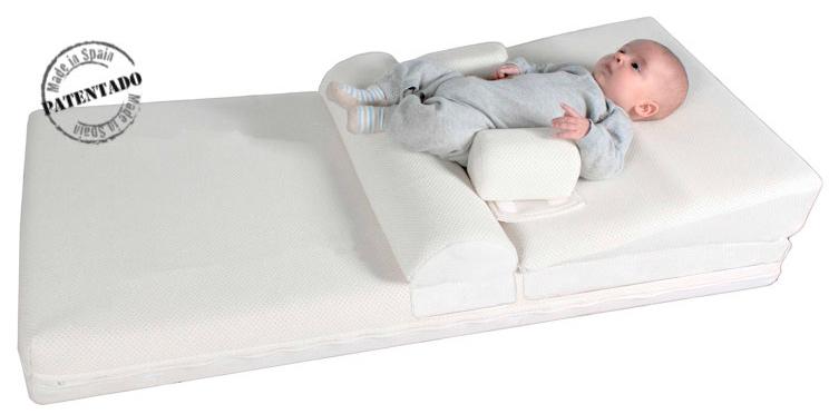 colchon bebe seda confort