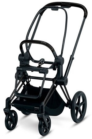 cybex priam chasis matt black