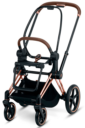 cybex priam chasis rosegold