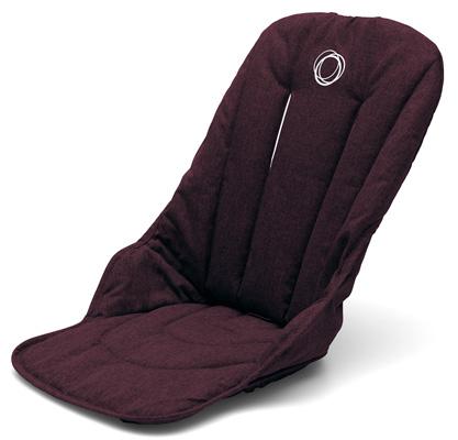 funda silla bugaboo fox rojo melange