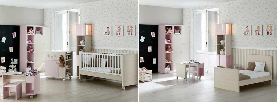 habitacion infantil luxor