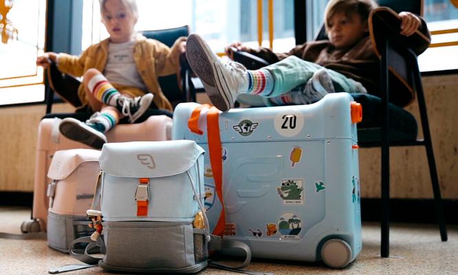 mochila infantil stokke backpack