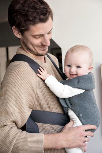 mochila portabebe babybjorn mini