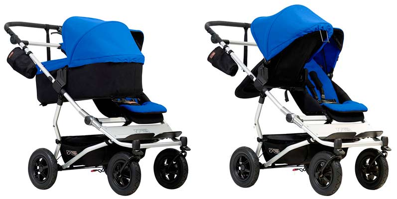 mountain buggy duet 3.0 hermanos seguidos