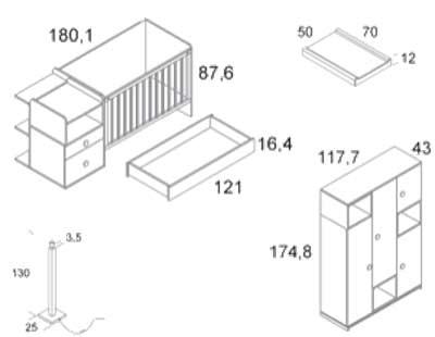 dimensiones habitacion nueva elite