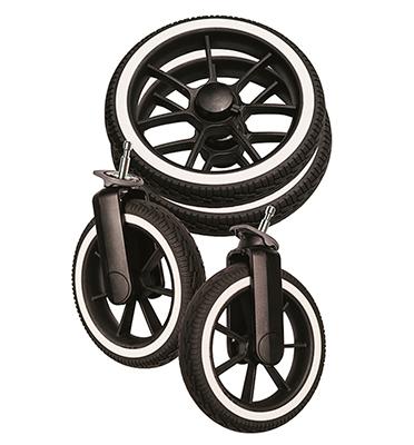 ruedas cochecito emmaljunga nxt90