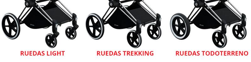 ruedas priam cybex