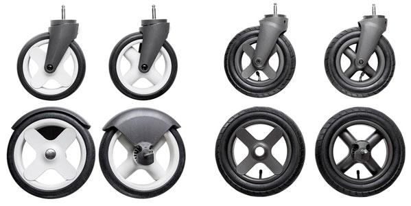 ruedas stokke trailz