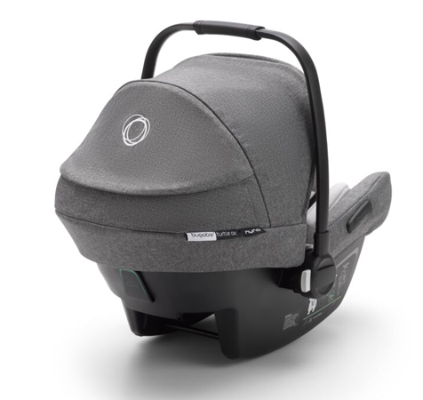 silla auto bugaboo turtle air