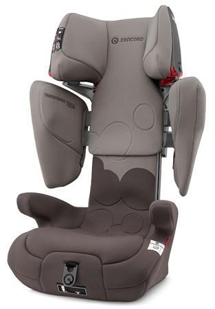 silla coche concord transformer tech