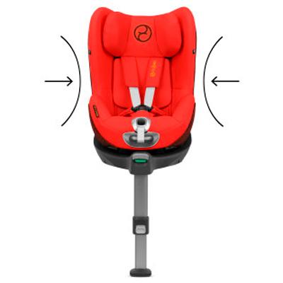 silla coche cybex sirona z i size