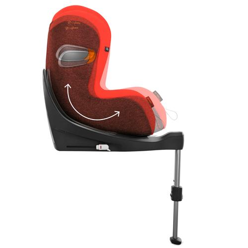 silla coche cybex sirona zi i size