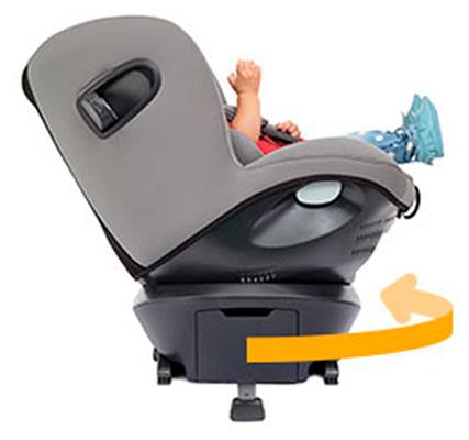 silla coche i spin 360 joie