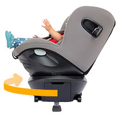 silla coche joie i spin 360