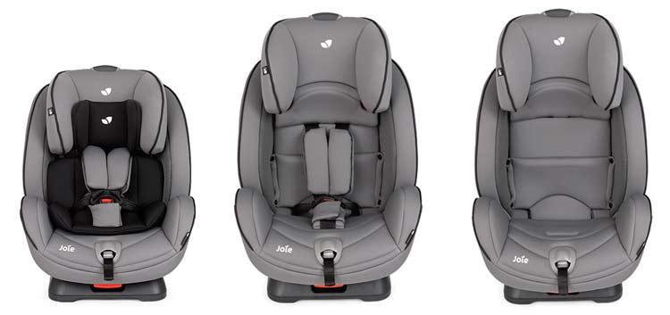 silla de coche stages joie