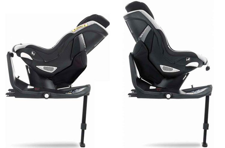 silla de coche gravity jane