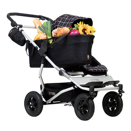 silla paseo mountain buggy duet 3 0