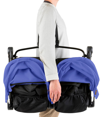 silla paseo nano duo mountain buggy