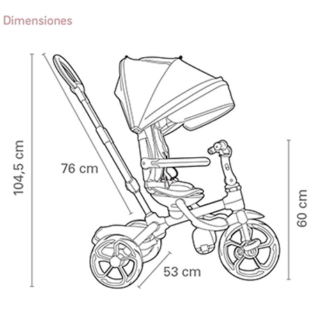 triciclo rito qplay