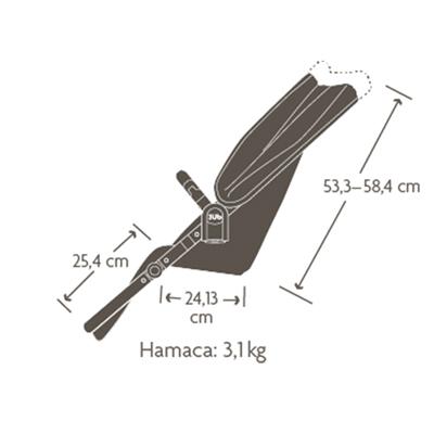 uppababy vista hamaca