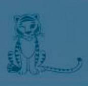 Azul Tigre