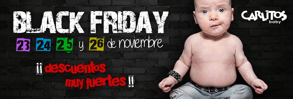 carlitos baby black friday 2018